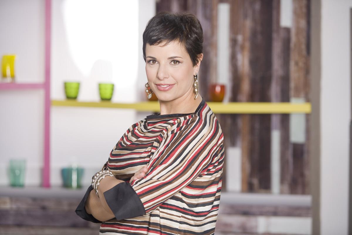 Francesca Romana Barberini presenta il festival del prosciutto di parma