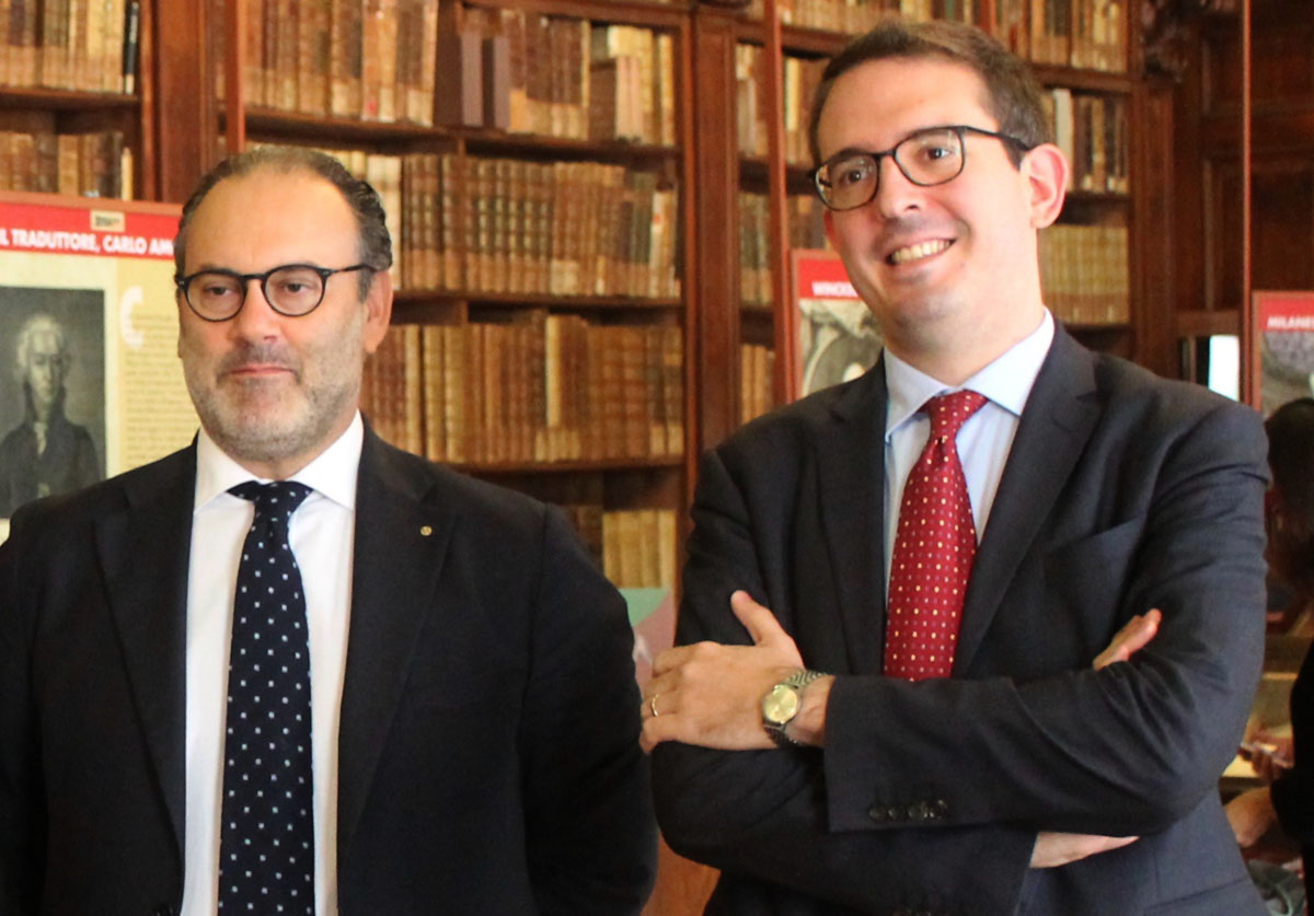 Panettone Giovanni Cova & C celebra Ricordi