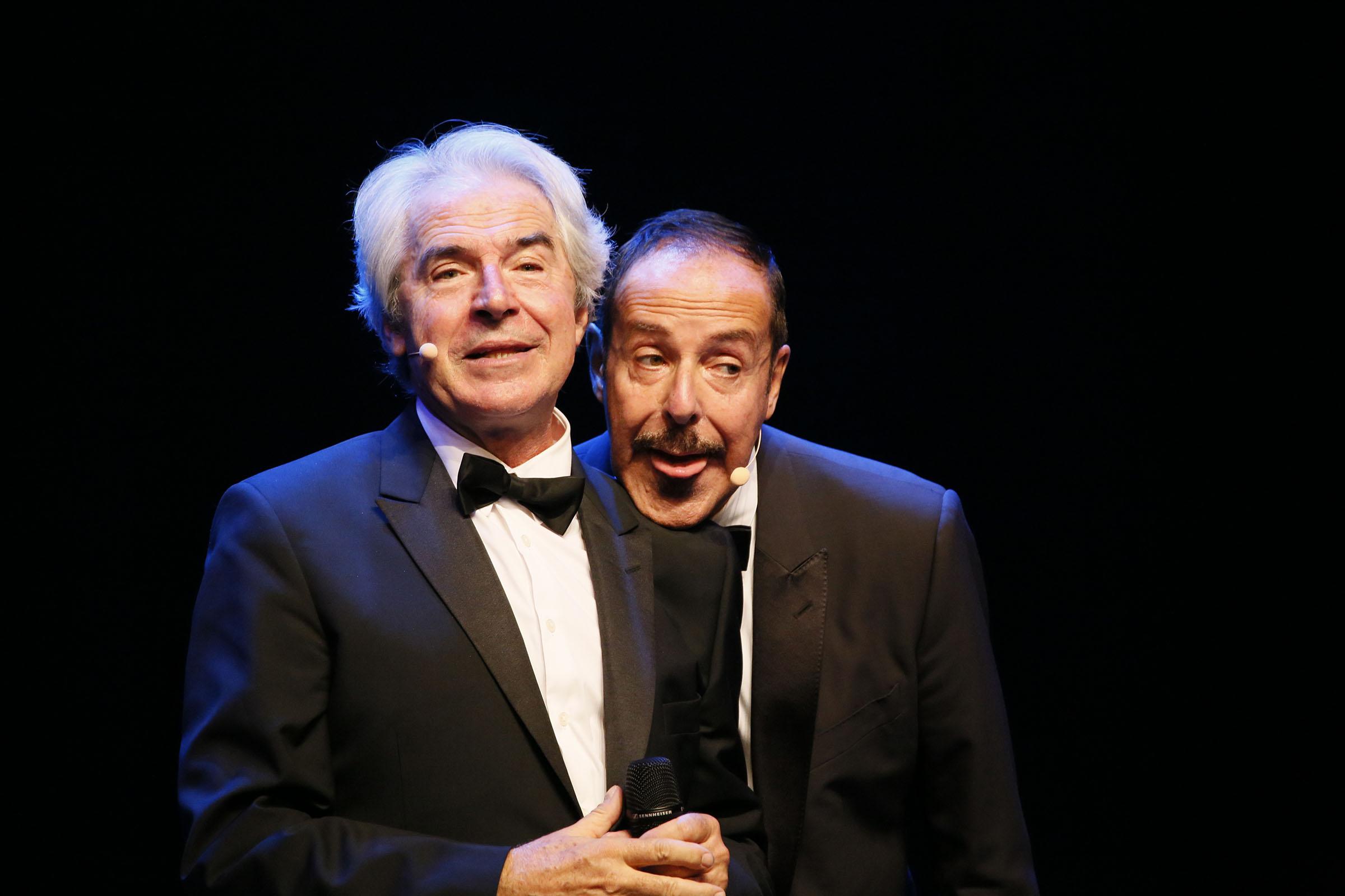 Massimo Lopez e Tullio Solenghi