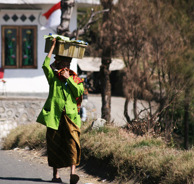 People from Indonesia