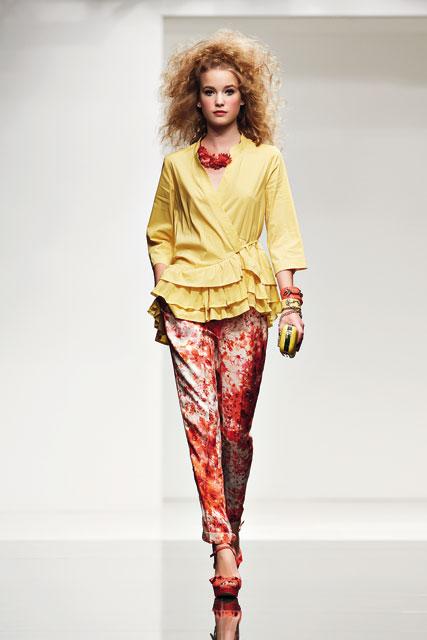 Tendenza moda 2015