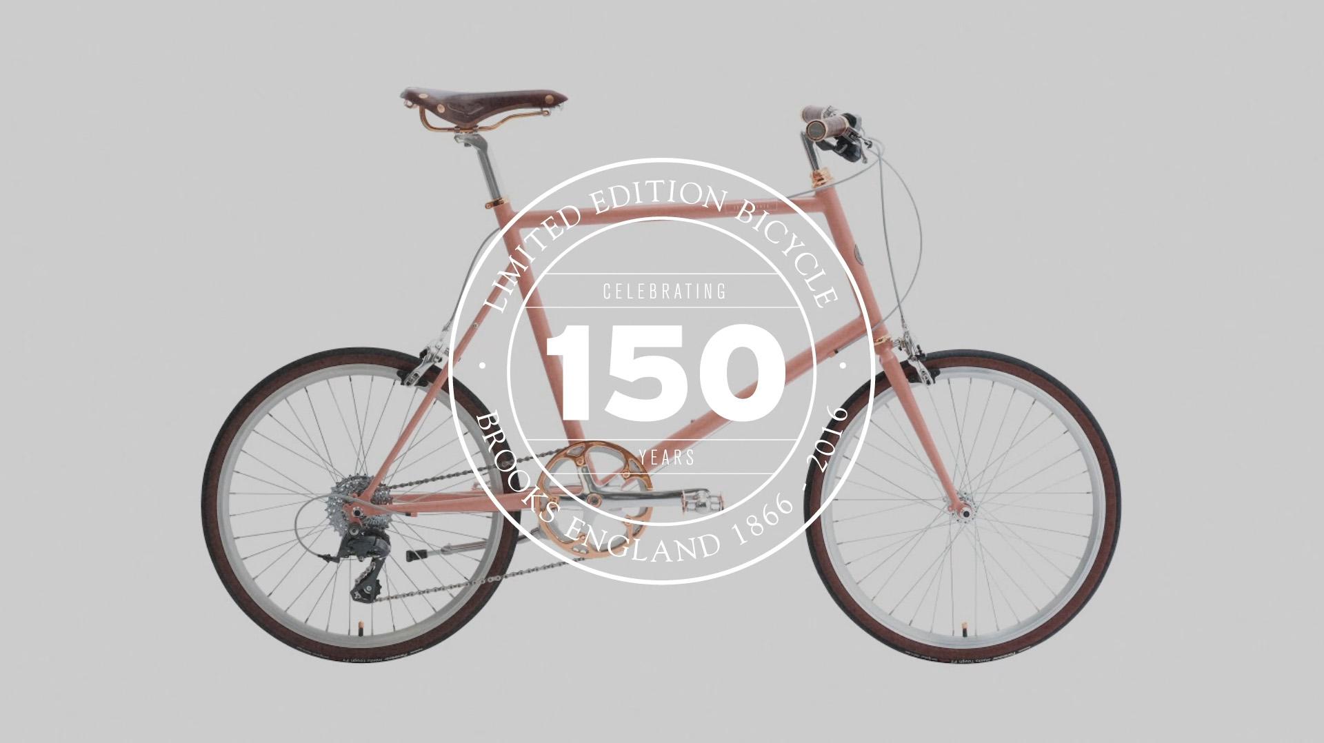 Tokyobike e 150 anni di brooks mini velo limited edition for Faram arredi