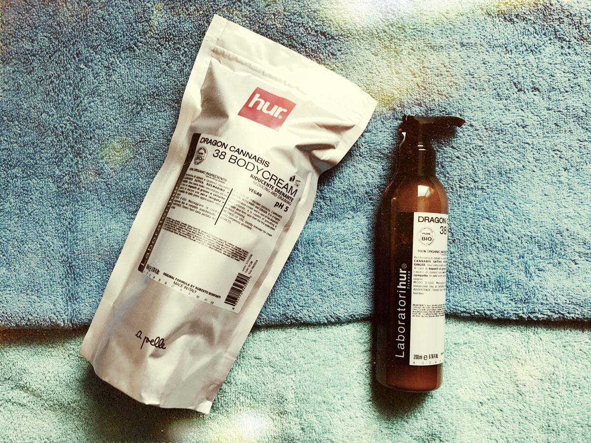 trattamento riducente drenante
