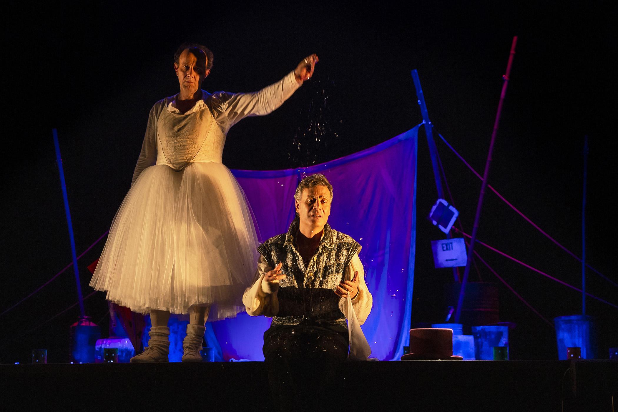 Romeo & Giulietta Ale e Franz Nati sotto contraria stella © Yasuko Kageyama